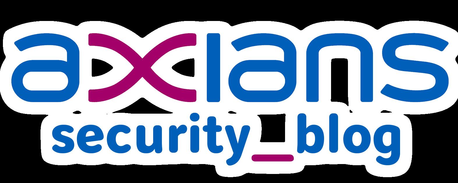 Axians Security Blog